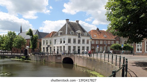 AMERSFOORT IS SMALL BEAUTY TOWN I NETHERLANDS