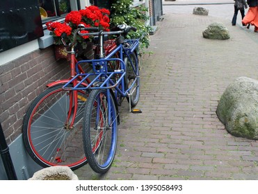 AMERSFOORT IS SMALL BEAUTY TOWN IN NETHERLANDS
