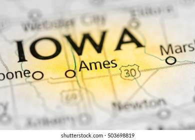 Ames. Iowa. USA