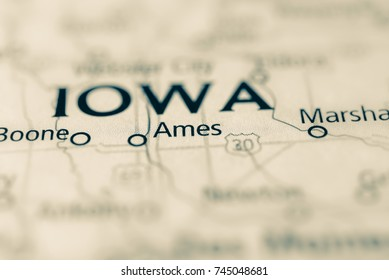 Ames, Iowa, USA.