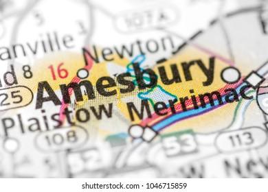 Amesbury. New Hampshire. USA
