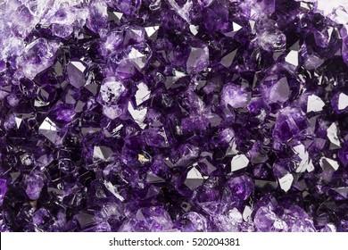 amethyst mineral specimen/amethyst mineral specimen