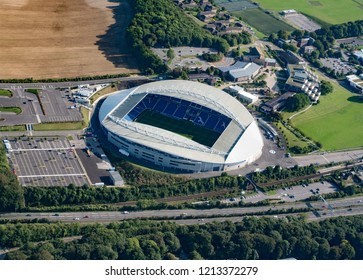 Amex stadium from the Air