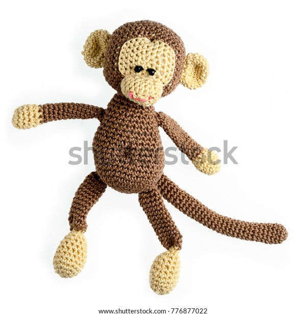 Amigurumi monkey girl | Crochet toys and patterns | lilleliis | 620x600