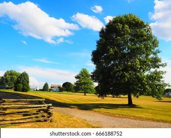 Amish Country Ohio.