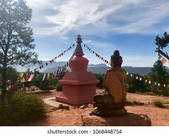 Amitahba Stupa Sedona Arizona