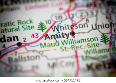 Amity. Oregon. USA