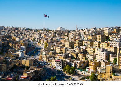 Amman City, Jordan