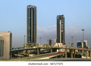 Amman Jordan 29 10 2016 Abdali Area The New Downtown Of