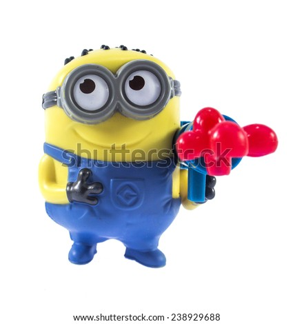 Amman Jordan November 1 2014 Minion Stock Photo (Edit Now