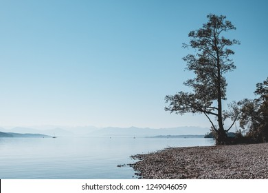 Ammersee all blue
