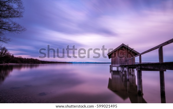 Ammersee fishing lodge