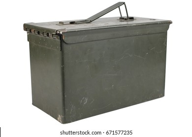 Ammo Can with ammunition
