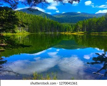 AMMONUSUK LAKE WHITE MOUNTAINS New Hampshire