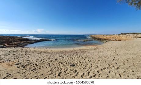 Ammos tou Kambouri bay in Ayia Napa