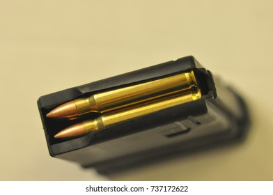 ammunition in magazine