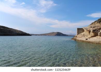 Amorgos Greece Beach