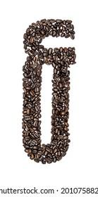 Ampersand Coffee Bean Symbol Font
