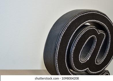 ampersat - at sign
