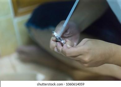 amphetamine drug smoking