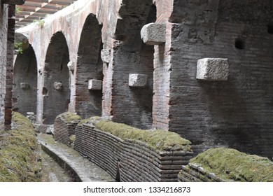 The Amphitheater Campano or Amphitheater Capuano is an amphitheater of Roman times located in the city of Santa Maria Capua Vetere - coinciding with the ancient Capua - second in size only Colosseum