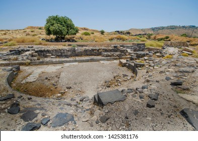 Amphitheater. During the Hellenistic and Roman / Byzantine periods, the city of Hippos (Sussita) was originally a rather central city in the Golan region.