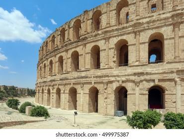 Amphitheater of El Djem - UNESCO World Heritage Center