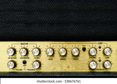 Amplifier Electric Guitar