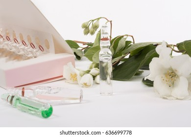 Cosmetic Ampoule Images, Stock Photos & Vectors | Shutterstock