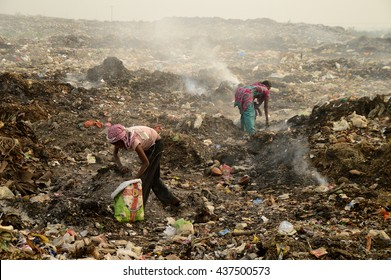 relevance of soil pollution in india