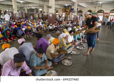 Amritsar Punjab India April 8th, 2014 