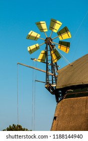 The Amrum windmill