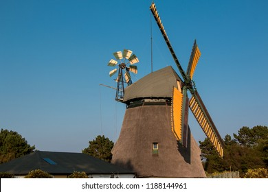 The Amrum windmill