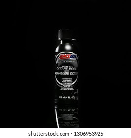 Amsoil Motorcycle octane booster