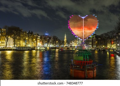 Amsterdam , 2016 light festival