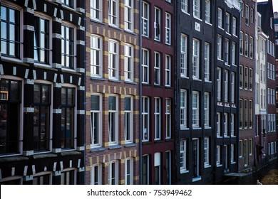 Amsterdam architecture building