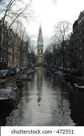 Amsterdam Canal Vue