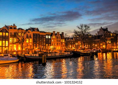 Amsterdam Canals and Scenery