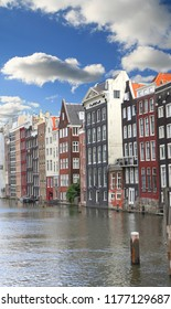 Amsterdam city holland canal