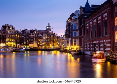Amsterdam in Holland