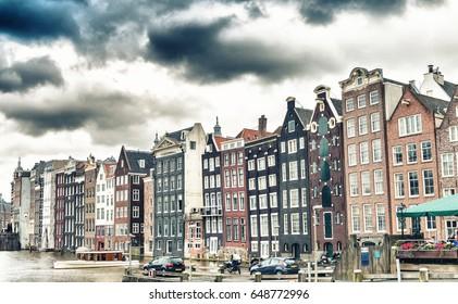 Amsterdam homes.