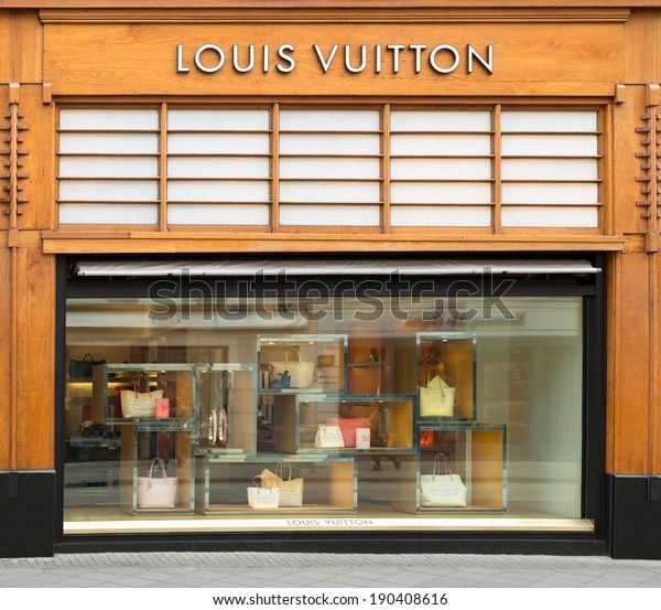 a4646a53dfd Amsterdam Netherlands April 26 2014 Louis Stock Photo (Edit Now ...