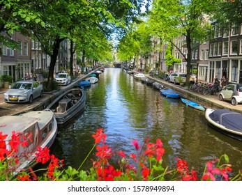 amsterdam-netherlands-august-2016-view-2