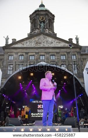 The rock amsterdam gay