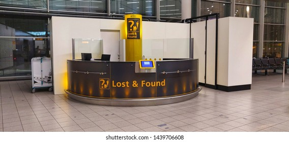 and found schiphol lost