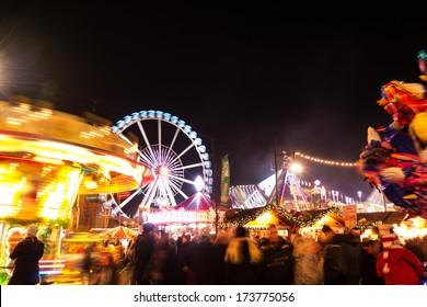 amusement park in berlin