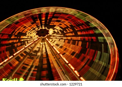 Amusement Park: Prater (Vienna / Austria)