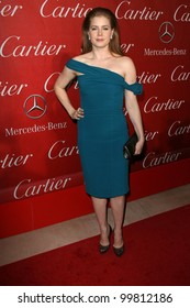 Amy Adams at the 22nd Annual Palm Springs International Film Festival Awards Gala, Palm Springs Convention Center, Palm Springs, CA. 01-08-11