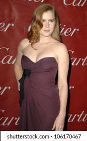 Amy Adams  at the Palm Springs Film Festival Gala. Palm Springs Convention Center, Palm Springs, CA. 01-06-09