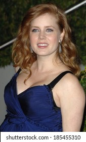 Amy Adams at VANITY FAIR Oscar Party, Sunset Tower Hotel, Los Angeles, CA March 7, 2010